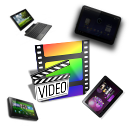 video review tablets