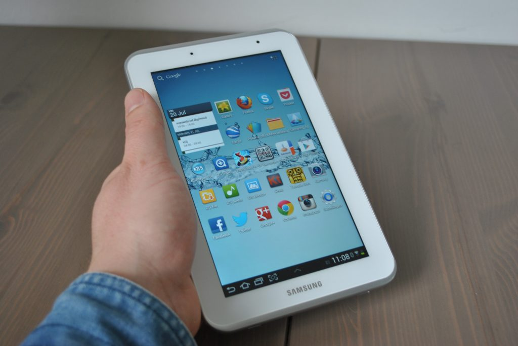 Review: Samsung Galaxy Tab 2 7 inch