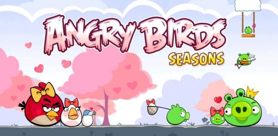 angry birds season android