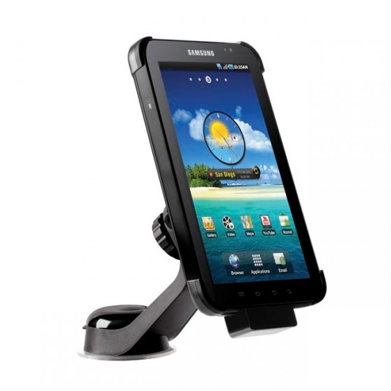Samsung Vehicle Dock Kit   Autolader voor Galaxy Tab 2  TabletsToday.nl
