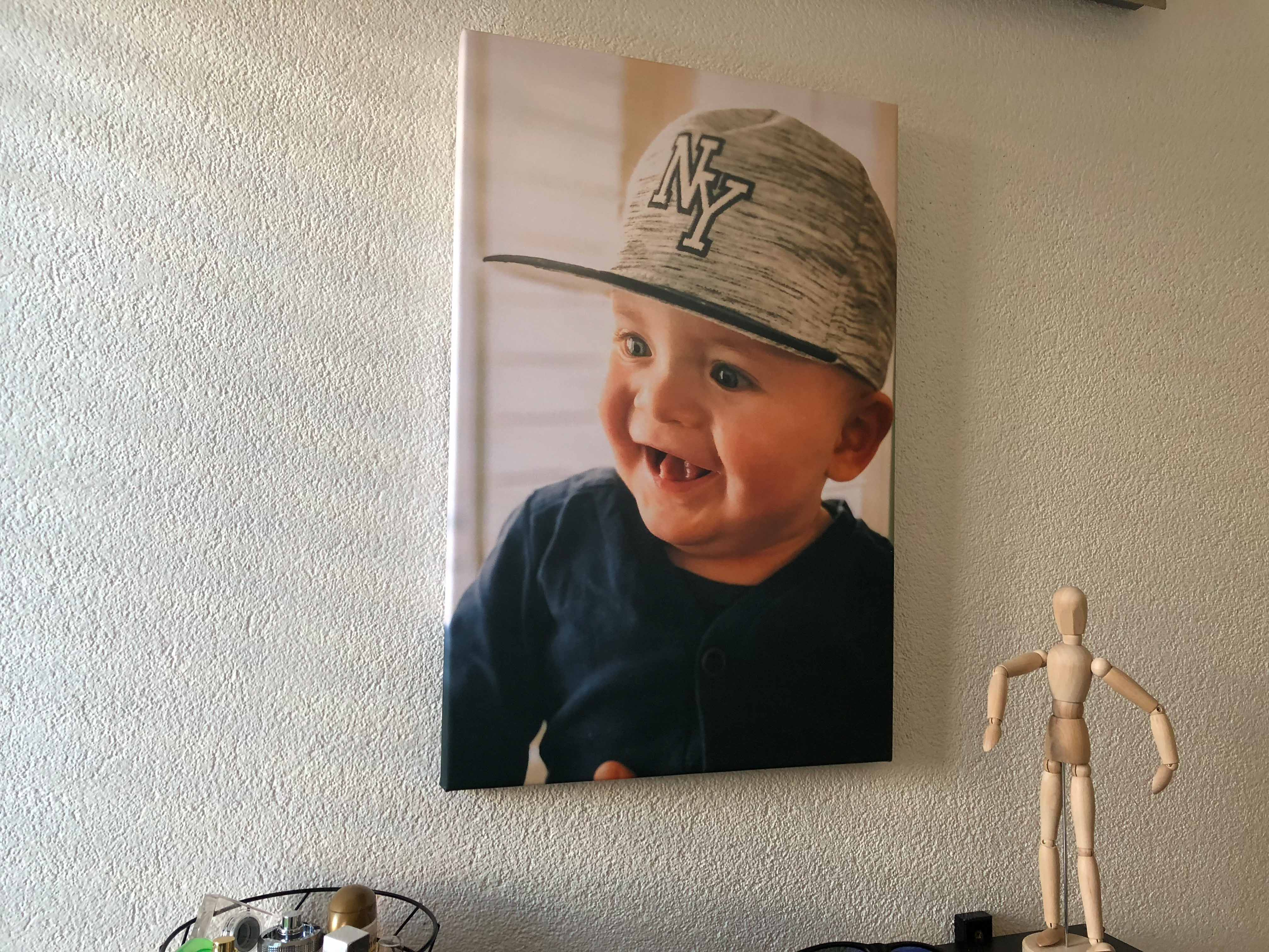 foto op canvas review